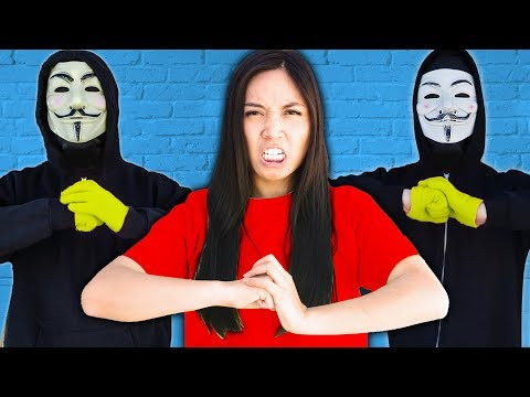 I QUIT SPY NINJAS and Join Project Zorgo Hackers to Find my Family! I Pretended to Go Missing