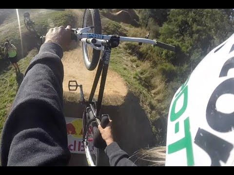 GoPro: Best of MTB Dirt Jumps Downhill Skatepark - GreenBike #Ep17
