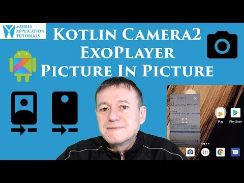 Kotlin camera2 API video picture in picture mode