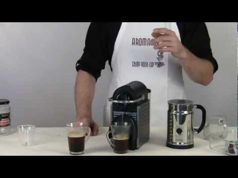 Americano with Nespresso - Quick and Easy recipe