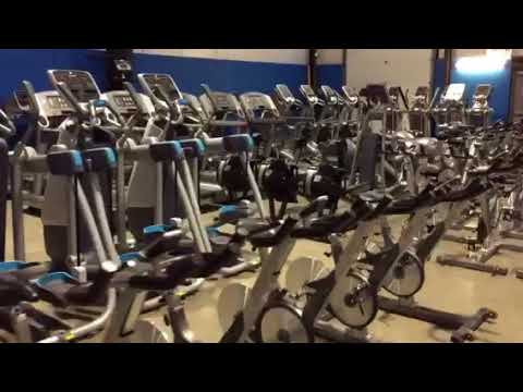 VI Fitness Bankruptcy Auction