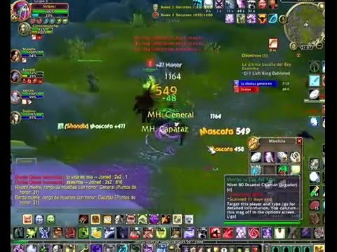 completing mission -  Shadowmourne - Dks Strieket - New People Guild