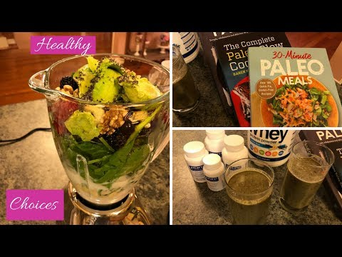 My Healthy Diet And Green Smoothie Recipe