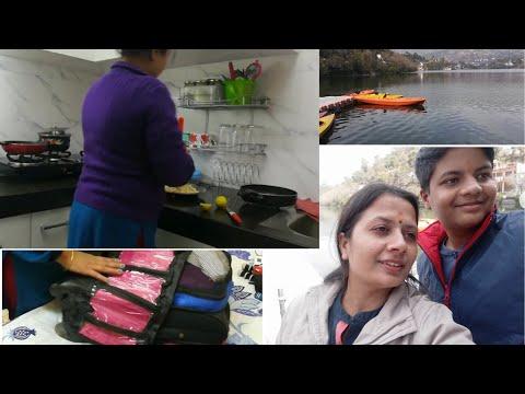 Packing & getting ready for Nainital trip- vlog Part-1|| Anupama Jha
