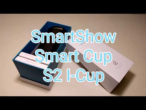 SmartShow S2 I-cup Smart Cup with Temperature Display