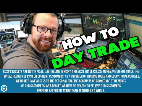 How to Day Trade a Small Account from $1k to $8,653.16 in 1 Month