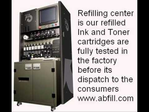 cartridge refilling in mumbai .wmv