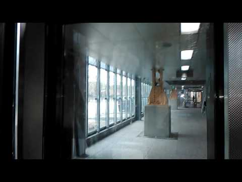 Graeginator Rides The Glass Elevator at CTA Cermak-McCormick Place Green Line Station in Chicago (N)