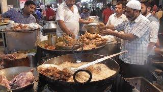 Full Chicken Fry 400 Rs | Opposite Jama Masjid Delhi | Indian Street Food Loves You