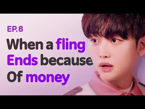 When A Fling Ends Because of Money | Luv Pub | Season 1 - EP.08