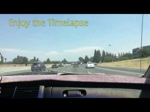 Timelapse Driving