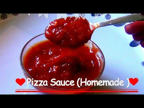 Pizza Sauce (Homemade) Recipe in Tamil /Tasty, Quick Dominos like Pizza Sauce in Tamil/Quick recipe