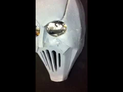 Milders Masks Metal