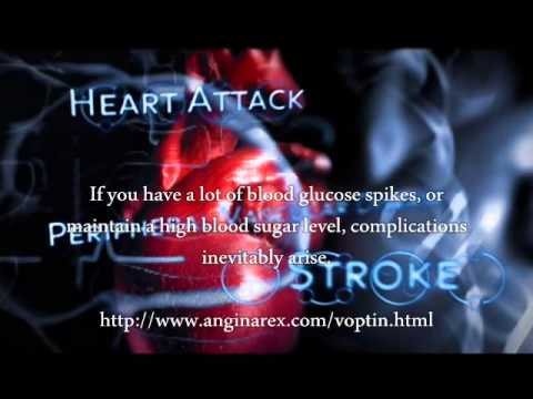 Angina And Diabetes