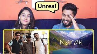 INDIANS react to Trip to Naran   Mooroo + Irfan Junejo