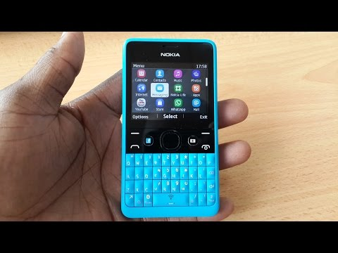 How to Hard reset Nokia Asha 210 in 10 seconds!!