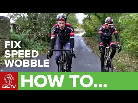 How To Solve Speed Wobble On Your Bike | GCN's Road Cycling Tips