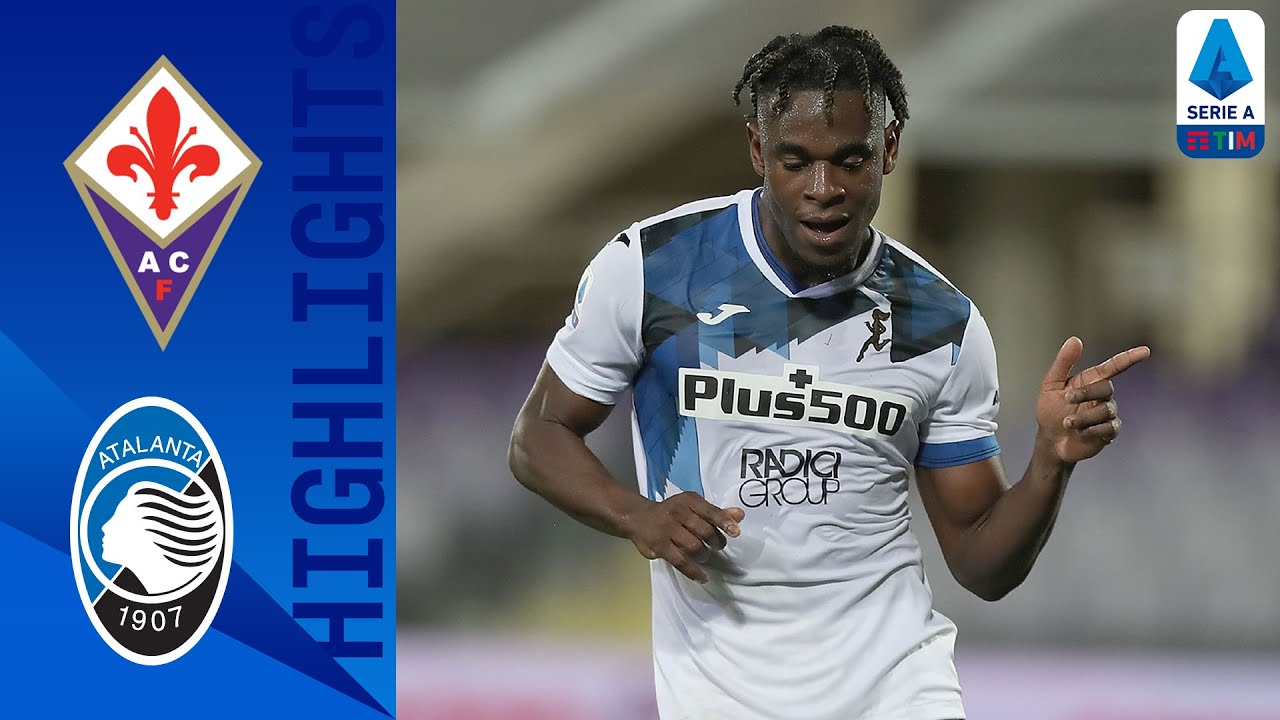 Fiorentina 2-3 Atalanta | Atalanta are Victorious in Five-goal Thriller! | Serie A TIM