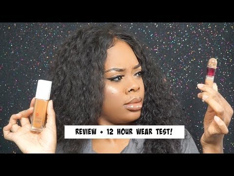 YOU NEED THIS!! | Maybelline Superstay Foundation + Instant Age Rewind Rewind Concealer