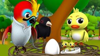 கிளிகள் முட்டை தமிழ் கதை - The Parrot