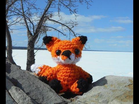 Amigurumi Crochet Fox Tutorial