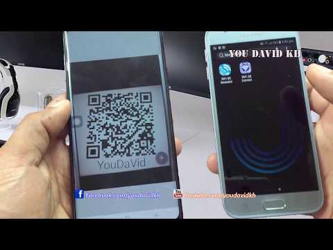 How to Create QR Code Wifi On Android