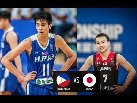 Philippines vs. Japan FULL HIGHLIGHTS | Fiba Asia U16 | 04.06.18
