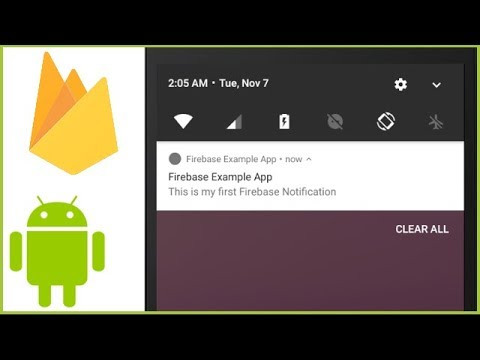 Simple Firebase Notification in 3 Minutes - Android Studio Tutorial