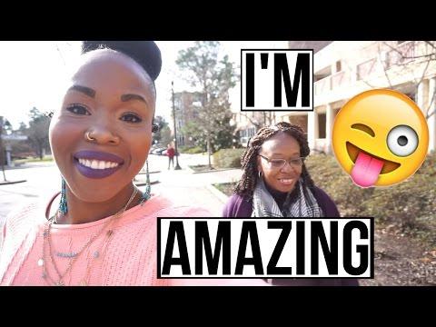 I Think I'm AMAZING…SO WHAT?! | SELF-ESTEEM CHAT ★Dr. BBBD Vlog 51★