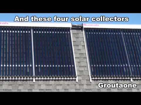 Solar Heating In Winter