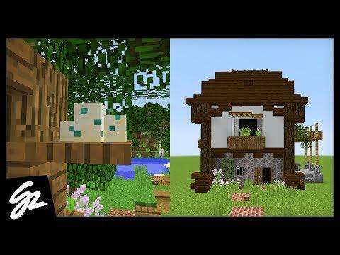 8 Minecraft Aquatic Update 1.13 Designs