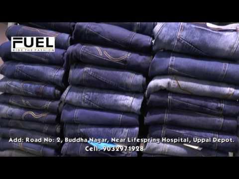 Fuel Clothes
