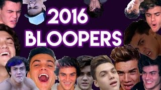 BLOOPERS 2016 !