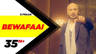 Bewafaai | Full Song | B-Praak | Gauahar Khan | Jaani | Arvindr Khaira |Anuj Sachdeva |Speed Records