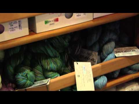 Store Tour: Needles and Knits