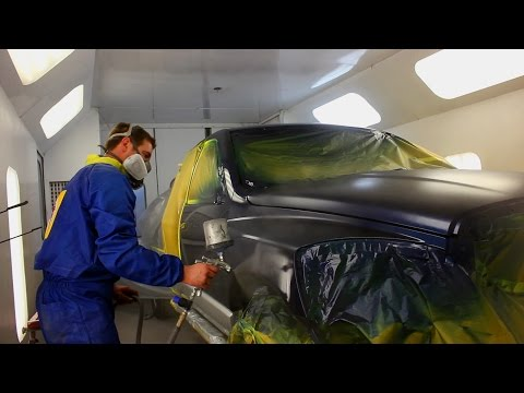 Painting Two Tone - Dodge Ram