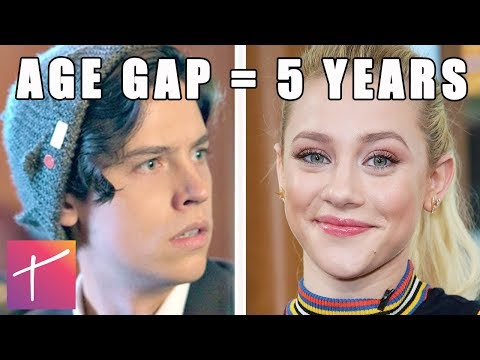 The Cast Of Riverdale Real Name And Age