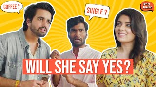 Thoughts You Have Before Asking A Girl Out | Ft. Nikhil Vijay | Being Indian