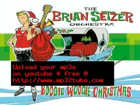 Brian Setzer Orchestra - Jingle Bells