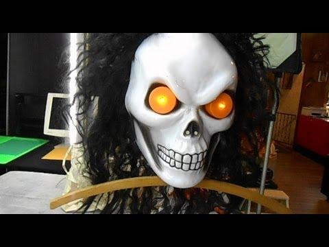 Creepy Animated DIY Halloween Prop Build - Part 1