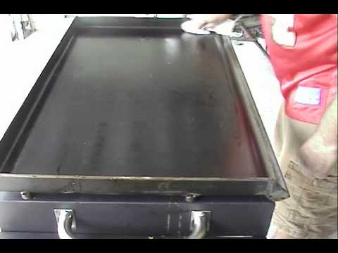 Blackstone Griddle Cleaning