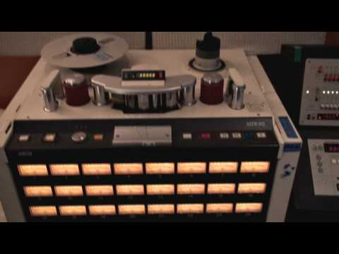 How to align a tape machine for reproduction using an MRL