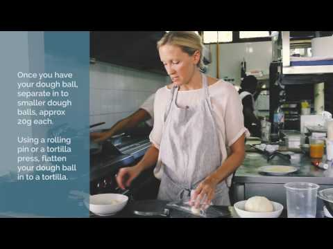 How to make coconut flour tortillas