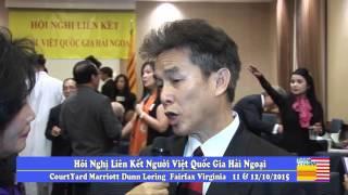 Hôi Nghị Liên Kết Người Việt Quốc Gia Hải Ngoại THVN-HTĐ