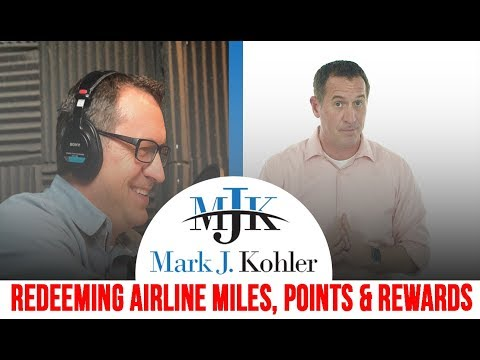 Do I Pay Taxes when Redeeming Airline Miles or Points? | Mark J Kohler | Tax & Legal Tip