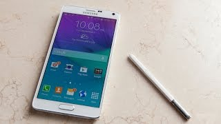 Samsung Galaxy Note 4 + Gear S Official Hands On Review ! [IFA 2014]