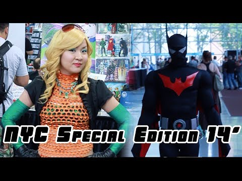 NYC Special Edition Con-umentary: Cosplay Compilation Video