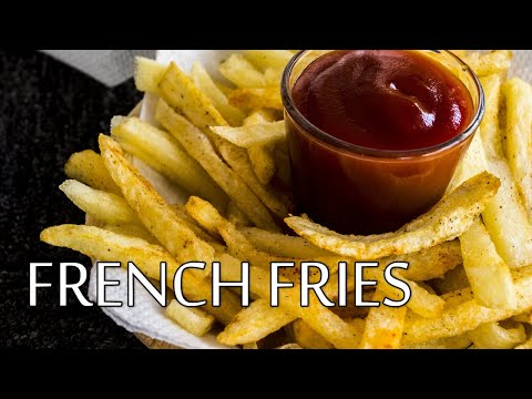 French Fries Recipe | How To Make Homemade French Fries | Boldsky