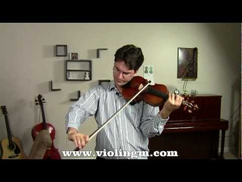 Violin Double Stops and Thirds Practice - Part 3