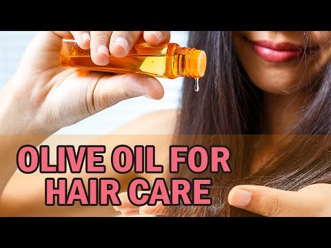 Grow Your Hair In A Week Using Olive Oil | Get Thick And Long Hair By Applying Olive Oil At Home
